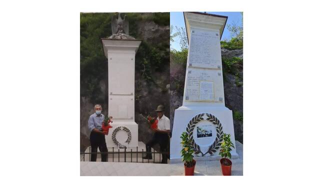"""Vietri sul Mare, il Comitato """"Vietri Attiva"""" accende i riflettori sulla tutela del monumento ai caduti"""