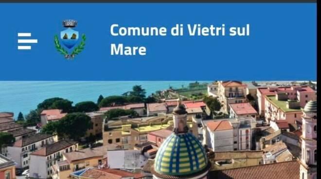 Vietri sul Mare: online il nuovo sito web del Comune